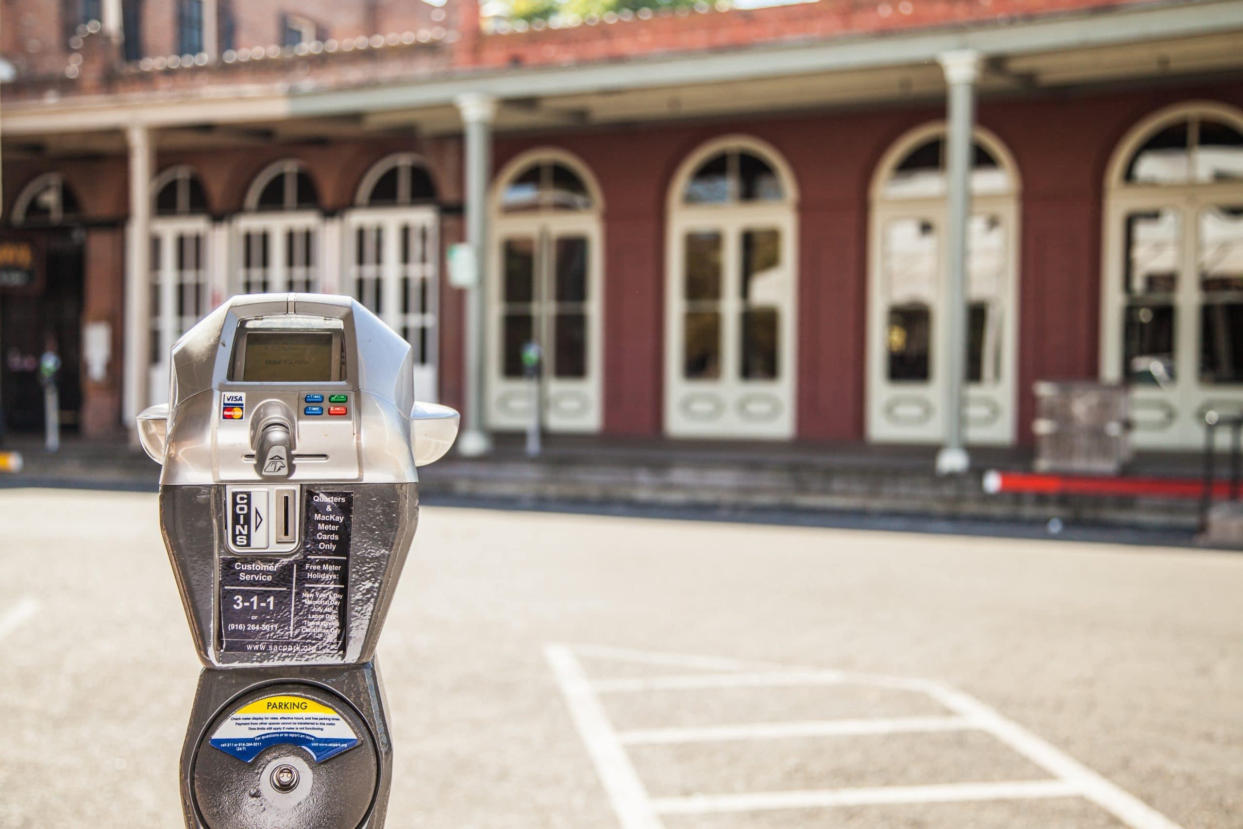 IPS Group Parking Meters