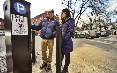 Parking meters run out in Brattleboro