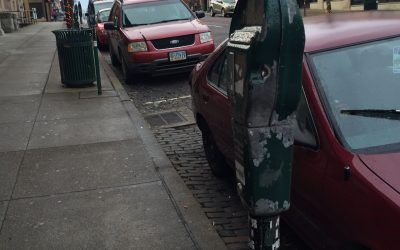 City officials ask council to OK big parking changes