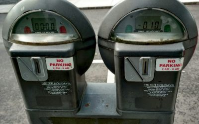 Time's up for Princeton parking meters