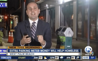 West Palm Beach meters will help homeless