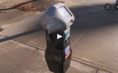City testing new parking meters with app payments