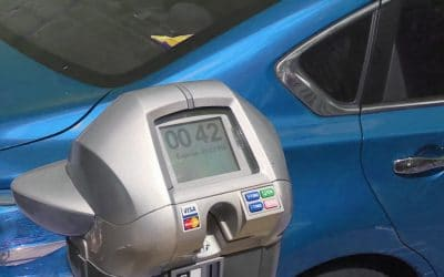 Farewell: Remaining coin parking meters in Madison have been replaced