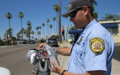 La Mesa goes high-tech with new parking meters downtown