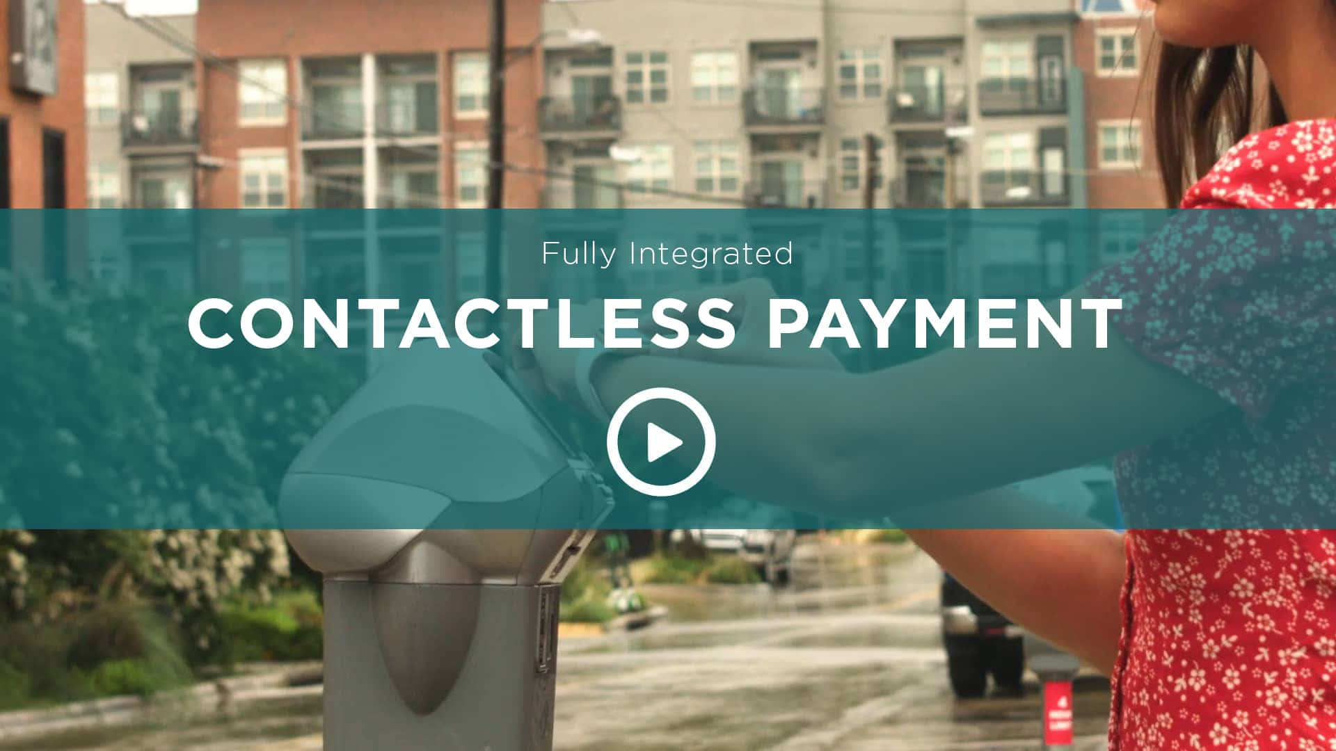 Fully Integrated Contactless Payment