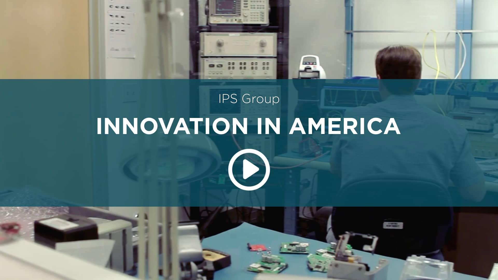 Innovation in America