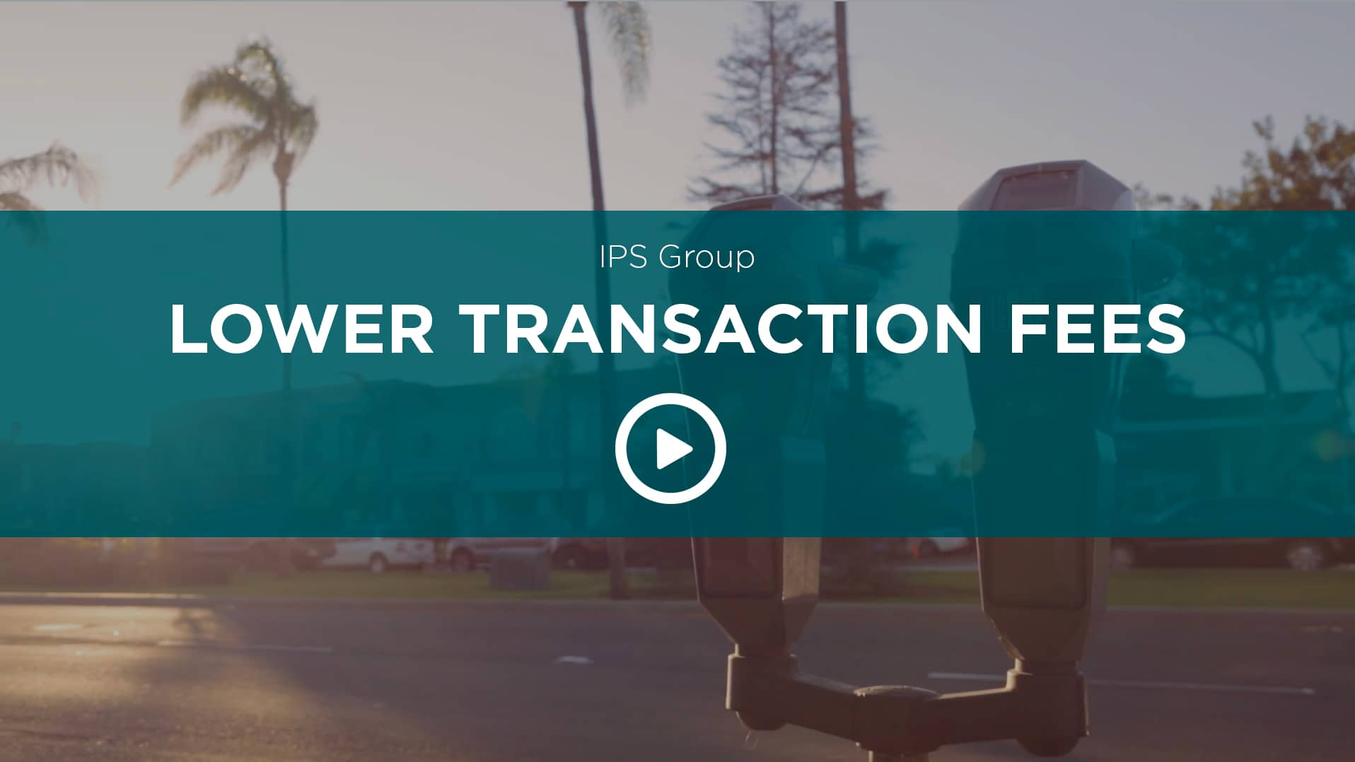 Lower Transaction Fees