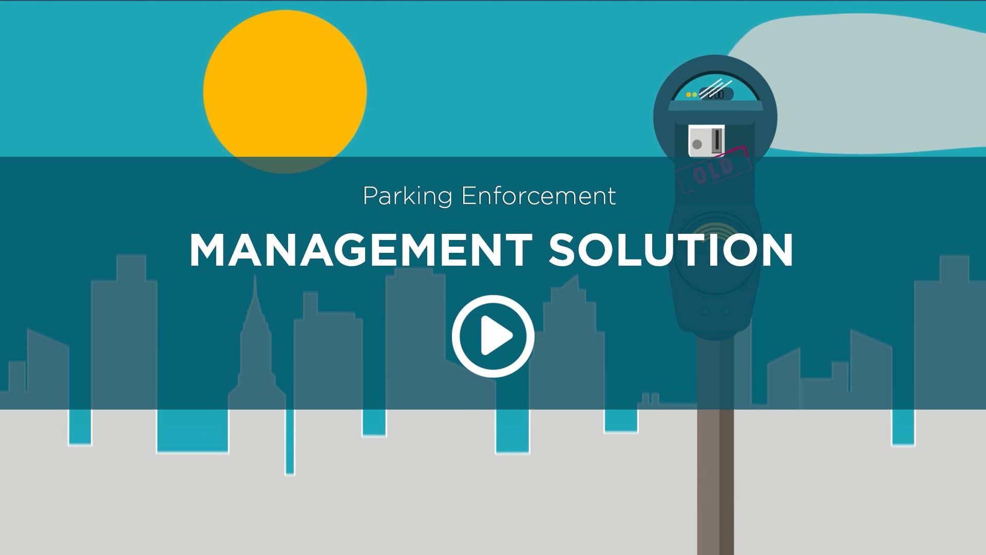 Parking Enforcement Management Solution