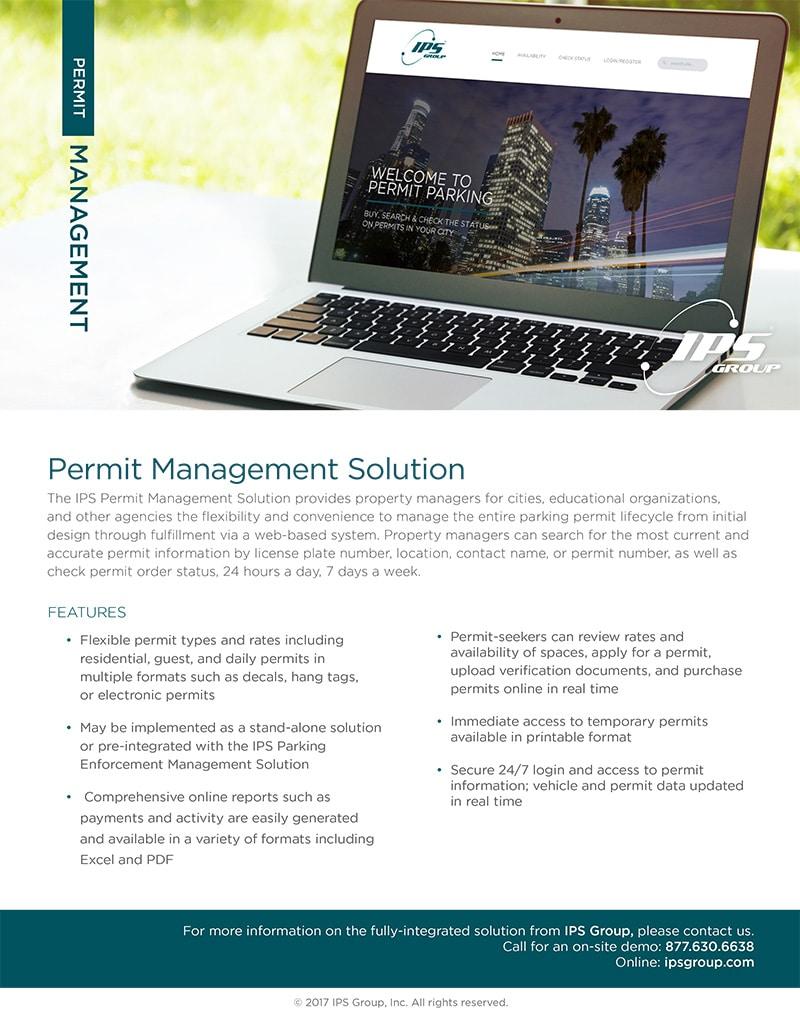 Permit Management