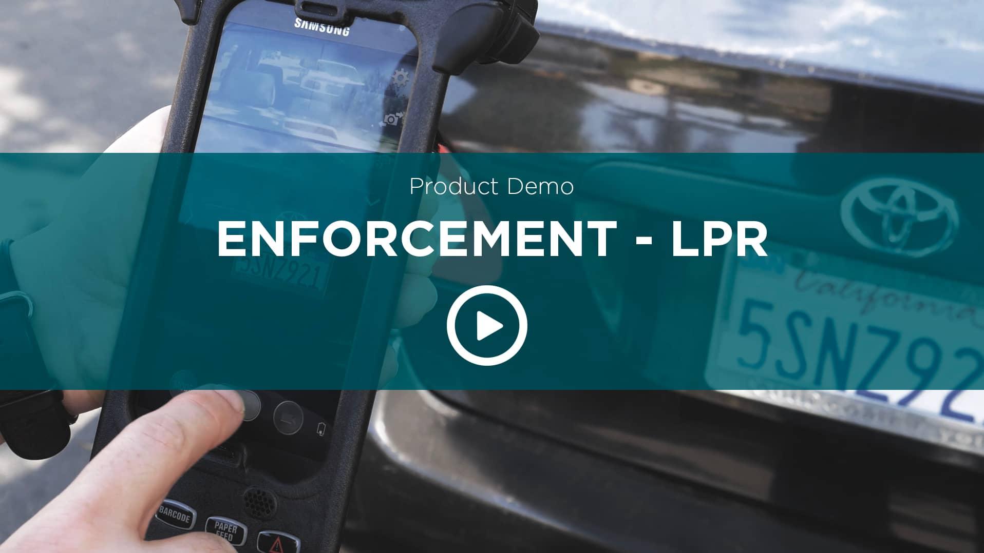 Enforcement – LPR