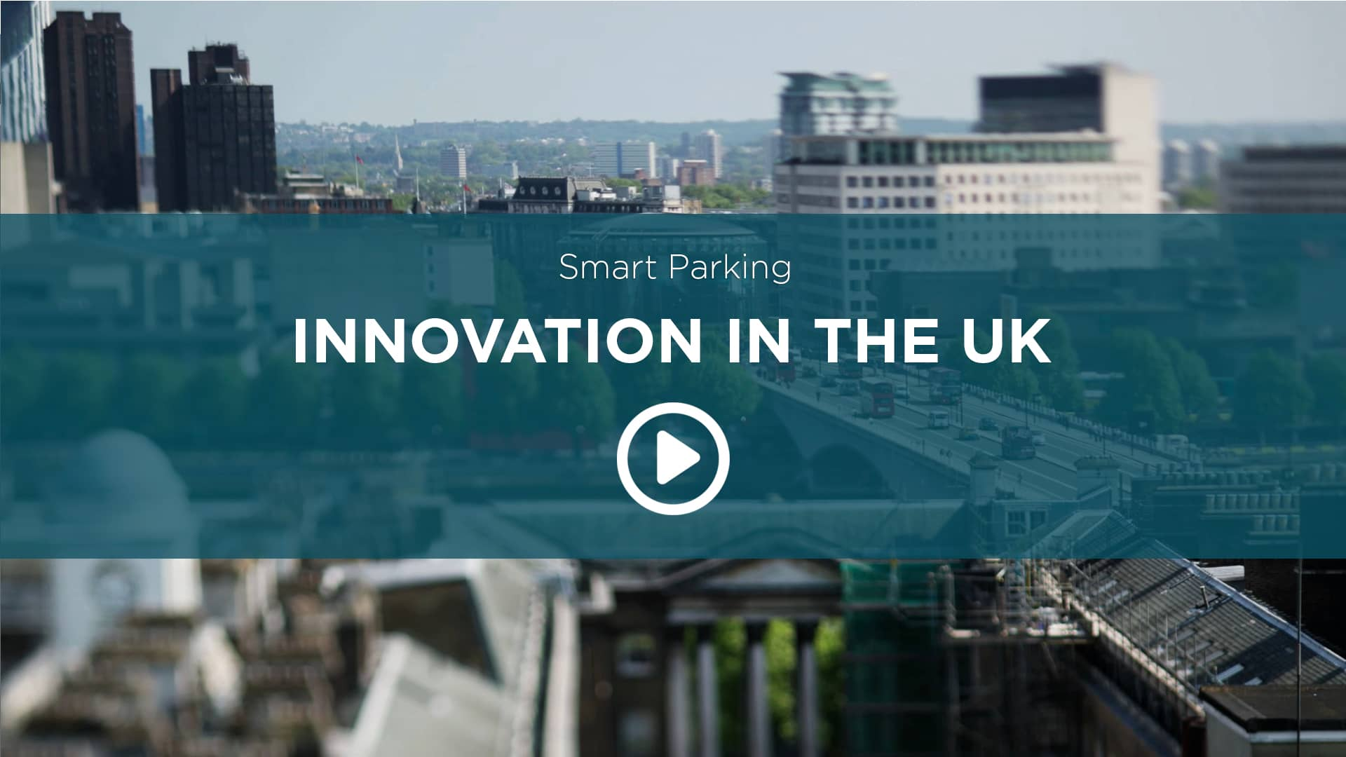 Smart Parking Innovation in the UK