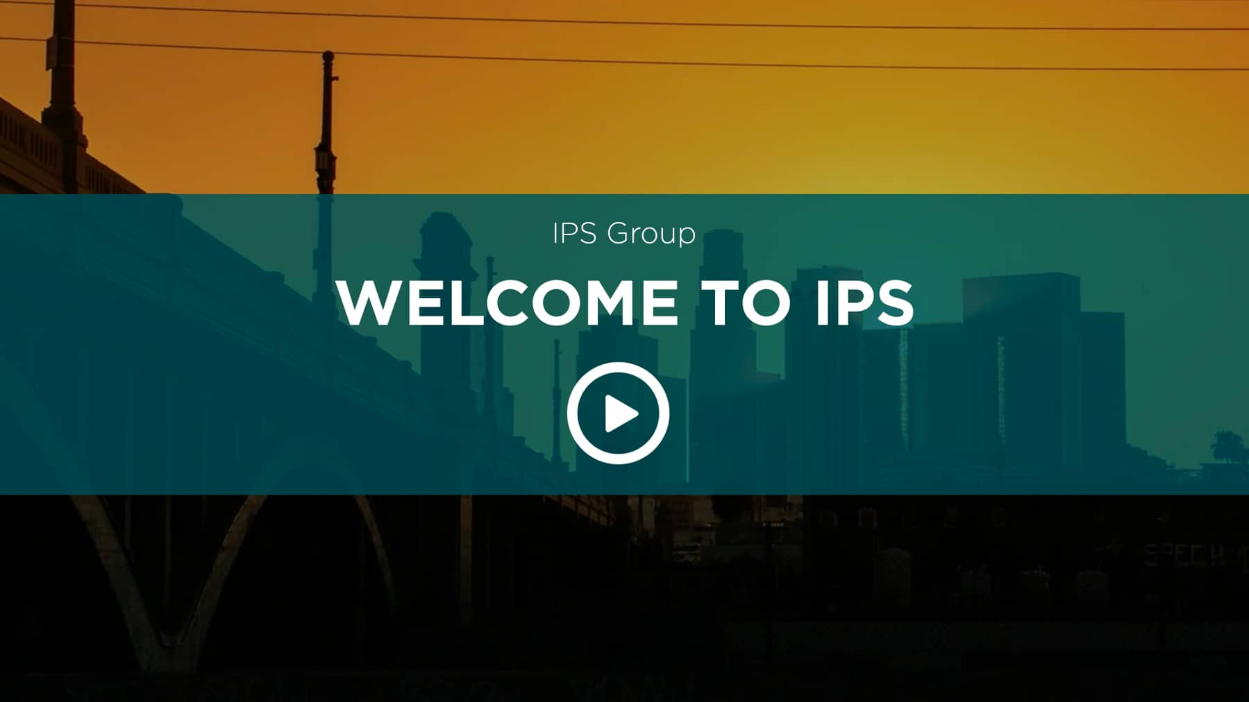 Welcome to IPS