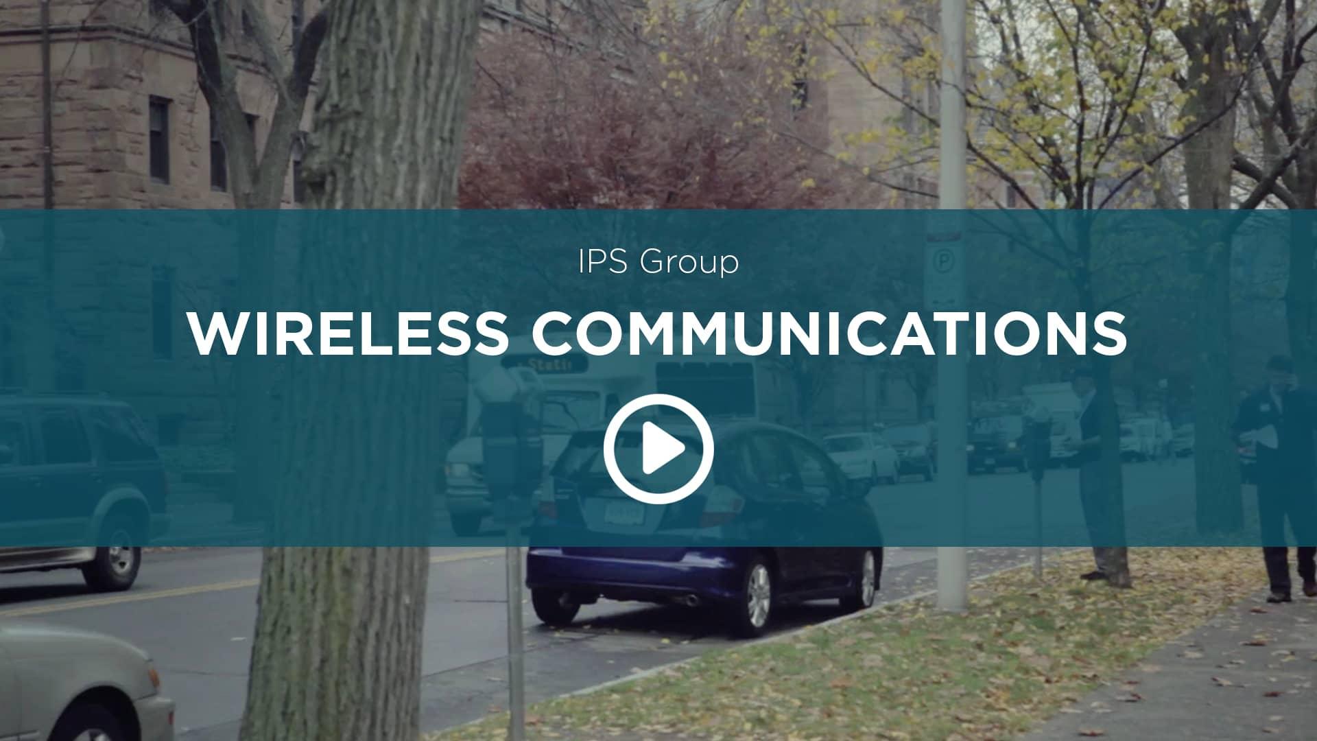 Wireless Communications in Parking