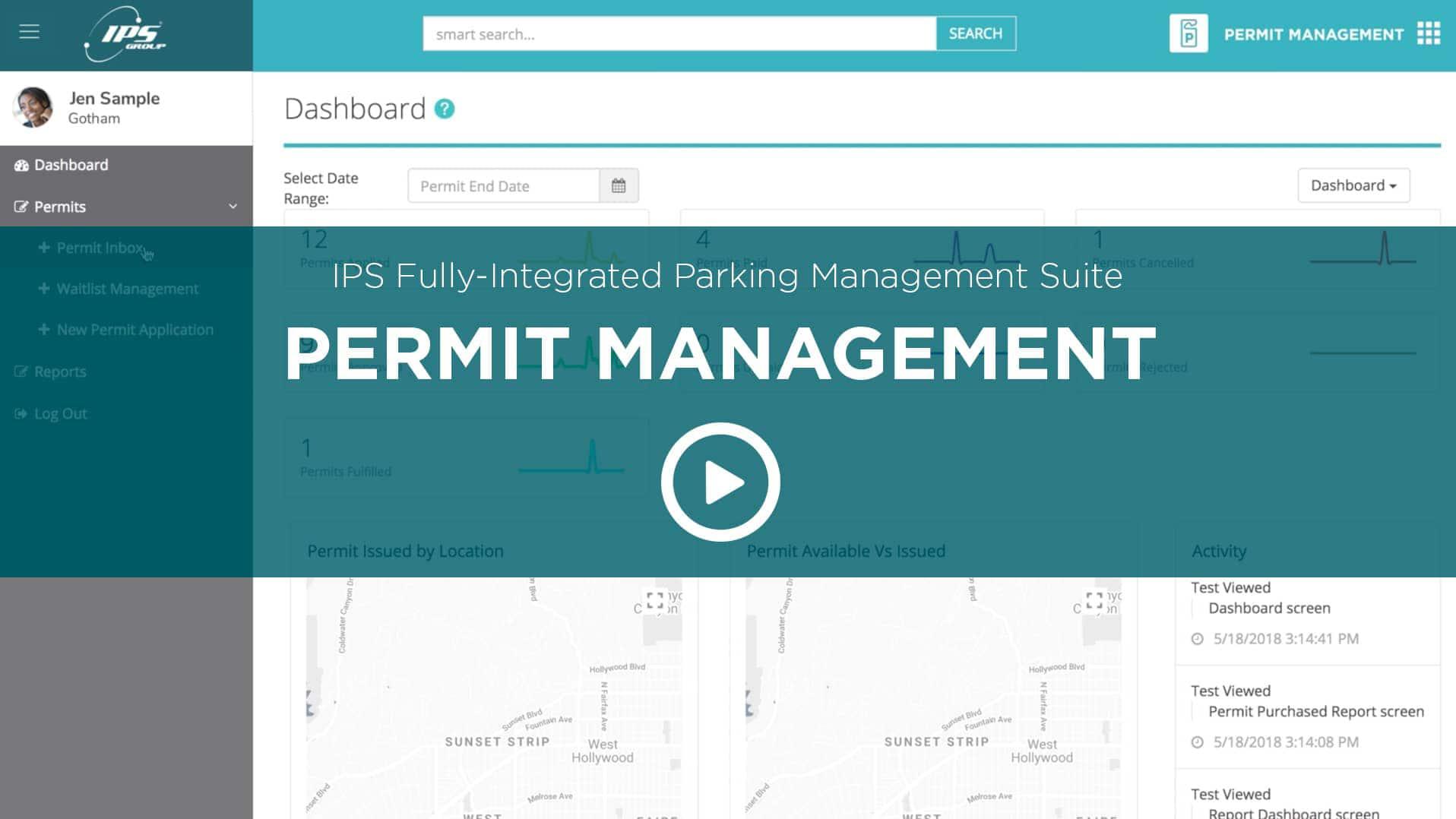 Permit Management Video